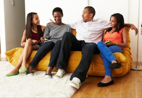 Teen Parent Relationship