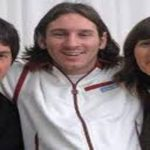 Lionel Messi's Parents, Jorge Messi and Celia Cuccittini