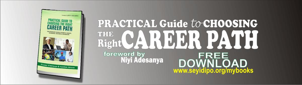 Practical Guide Career Path